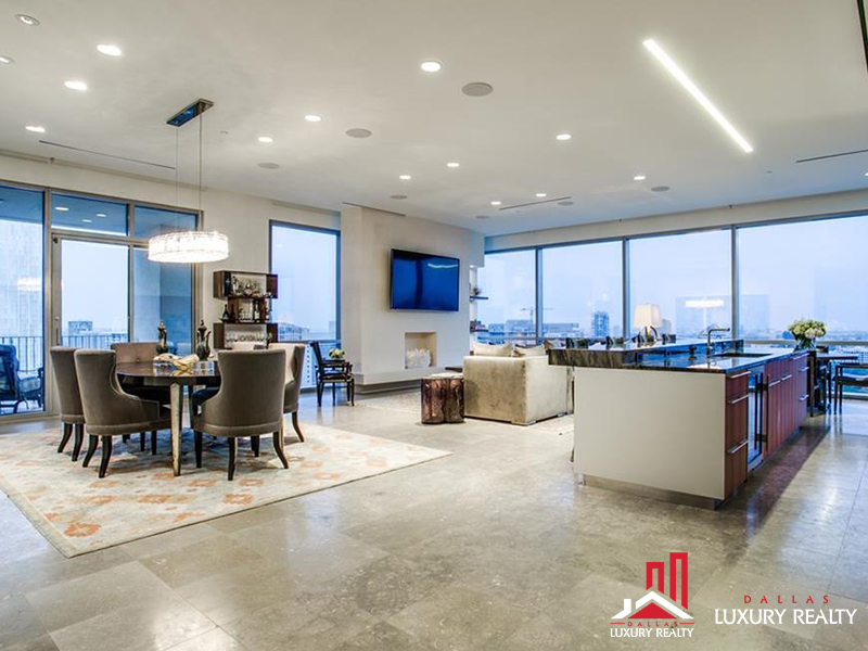 luxury apartments in downtown dallas